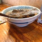 Gansopikaichi - 食べ放題の辛子高菜です。(2020.1 byジプシーくん)