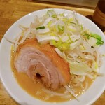 ちばから - ミニらーめん(麺200g)+ねぎ