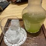 カフェ ソラーレ Tsumugi - 緑茶をカラフェて。