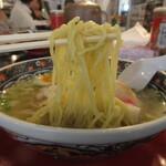 あじさい - ストレート細麺
