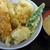 天丼てんや - 料理写真:真鱈と白子・白魚の天丼