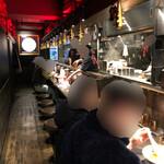 カラシビ味噌らー麺 鬼金棒 - 店内