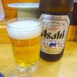宝寿司 - 中瓶ビール