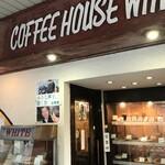 ホワイト宇治川 - 早朝から地元常連さんで賑わう、昭和の「タバコ臭い」喫茶店です♪(2020.1.28)
