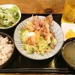 南風花 - ちゃんぷる〜定食¥880-