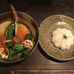 Rojiura Curry SAMURAI. - 野菜