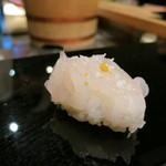 鮨 波やし - 白海老