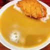ナイル - 料理写真:ロース豚カツカレー甘口 ¥834(税抜)
