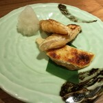 北の味紀行と地酒 北海道 - 鮭ハラス焼き