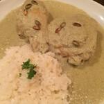 サルシータ - 鶏のピピアンベルデ これもソースの味が素晴らしくてとても美味しかった
