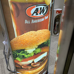 A&W - 看板