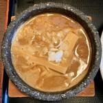 124386973 - ・丸和つけ麺 全部のせ(大盛り300g) 1320円