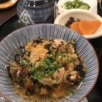 ひつまぶし 稲生 - お出汁でお茶漬け風