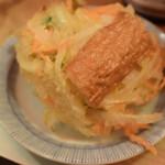 晩杯屋 - 野菜天