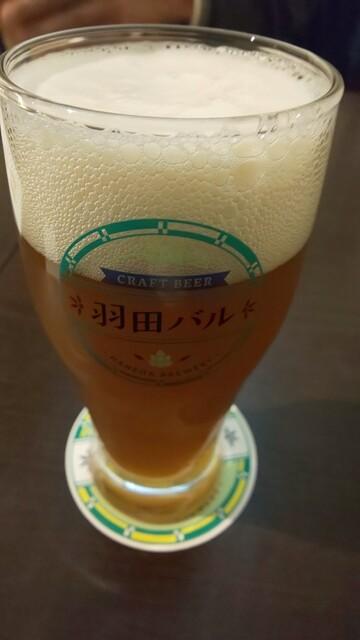 羽田バルの料理の写真