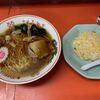 みやぎ - 料理写真:【半チャーハンとラーメン…830円】♫2020/1