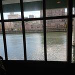Hamajima - 窓から見える堂島川