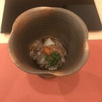 鮨 そえ島 - 料理写真:海鼠!