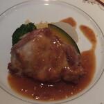 Le regale-toi - 肉料理