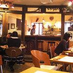 ヌードル・チャフェ・バー - NOODLE-CHAFE店内