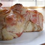 TRANQUILO BREAD - イチゴ&メープル 断面
