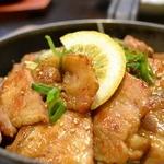 お好み焼きマツモト - 豚しょうが焼き