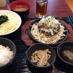 Jingisukankirishima - おろしハンバーグ1.5枚