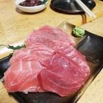 Yakitoriyoneda - マグロ3種