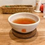 Orange Fields Tea Garden - 2杯目 ストロベリーティー
