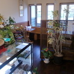 mure - 小さなカフェスペース