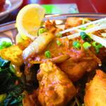 アジアンレストラン&バー ラクシミ - 【2020年1月29日】『ネパーリタリセット』。