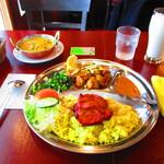 アジアンレストラン&バー ラクシミ - 【2020年1月29日】頂いたカレー美味しかったです。
