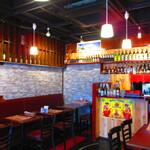 アジアンレストラン&バー ラクシミ - 【2020年1月29日】店内。