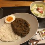 しうまい家 松富 - お昼はドライカレーのみ!1000円