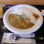 芋喰島 - お子様カレーセット500円
