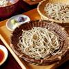 蕎麦 大さわ - 料理写真:2種そば