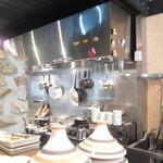 タイーム - ピカピカ清潔なキッチンです