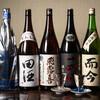 魚肴 青天上 - ドリンク写真:日本酒