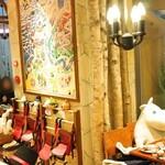 ムーミンハウスカフェ -