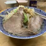 らーめん きじとら - 塩ラーメン(並200g)¥650