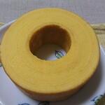 乳糖製菓 - かぼちゃバームクーヘン