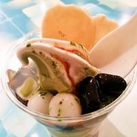 キハチ ソフトクリーム イオンモール神戸北店