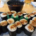 旭寿司 - 料理写真:穴子巻き