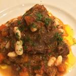 トラットリア・コッレ - 和牛ホホ肉の煮込み