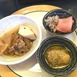 麺や すずらん亭 - 前菜