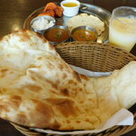 インド料理 プルニマ - プルニマスペシャルセット(ランチメニュー)