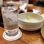 山本屋本店 - 不二才 醅(水割り)