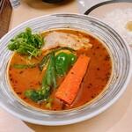 スープカレー専門店 ごうや - やわらかチキン野菜