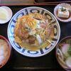 土佐うどん - 料理写真:かつとじ