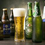 GINZA 春夏秋豚 - 色々なビールを揃えております♪